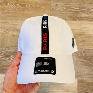 Nike Jordan Paris Saint-Germaine PSG White H86 Hat